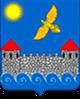 Herb miasta Kingisepp w Rosji