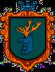 Herb miasta Rachów w Ukrainie